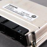 Привязка электронных блоков BMW