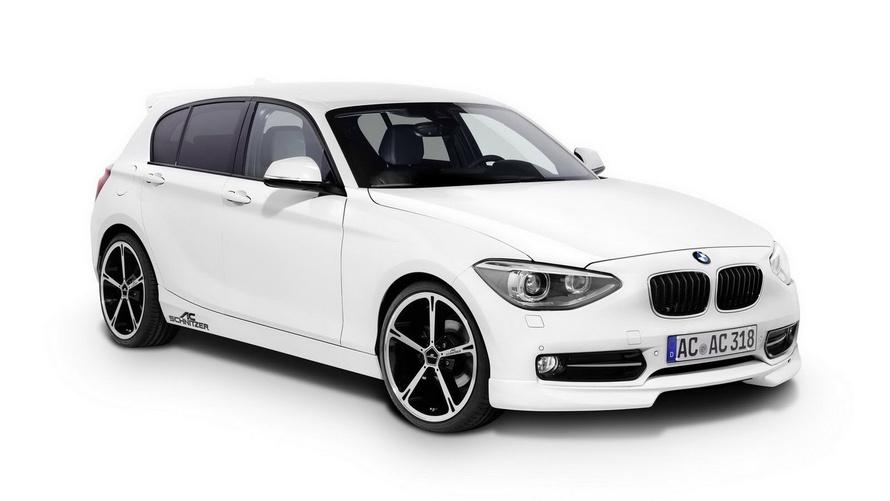 Ремонт BMW 1 серии F20