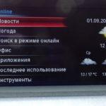 Интернет в BMW