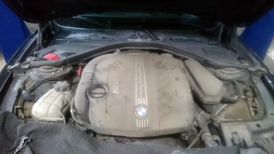 BMW F25, двигатель N57