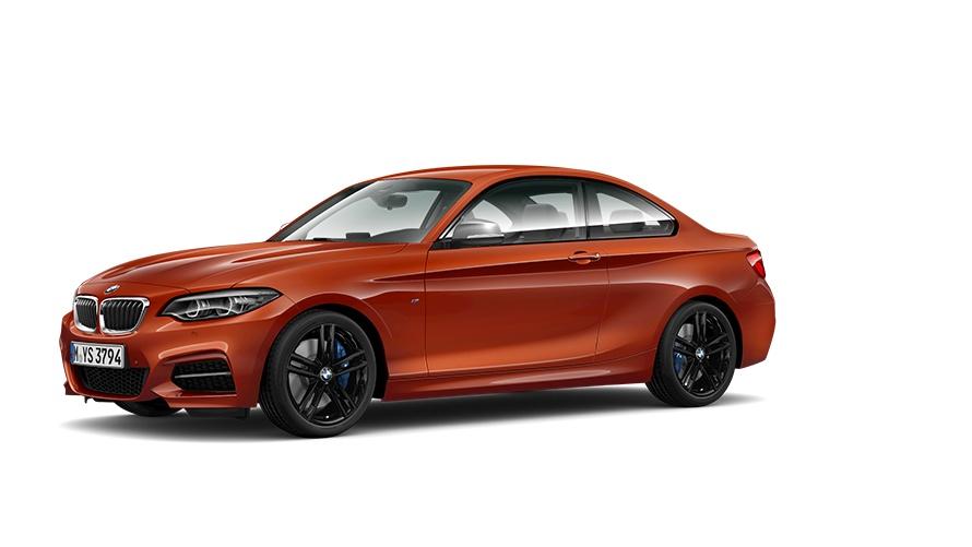BMW купе 2 серии