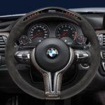 Спортивный руль BMW