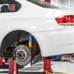 Ремонт подвески BMW