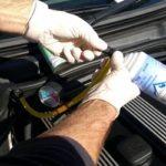 Ремонт и заправка кондиционеров BMW