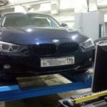 Сход-развал BMW и Mercedes