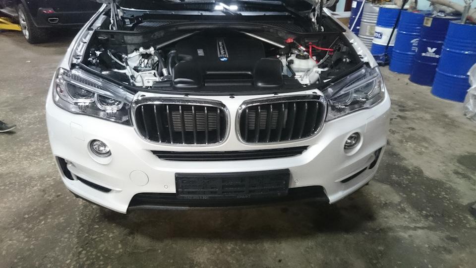 Чип тюнинг BMW F15 30d, Екатеринбург