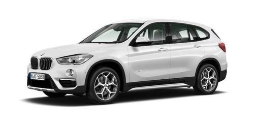 Чип тюнинг BMW X1 F48 25d, Екатеринбург