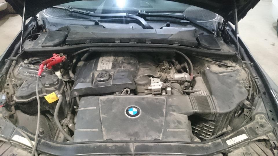 Двигатель N43, BMW E87