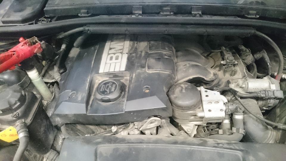 Двигатель N43