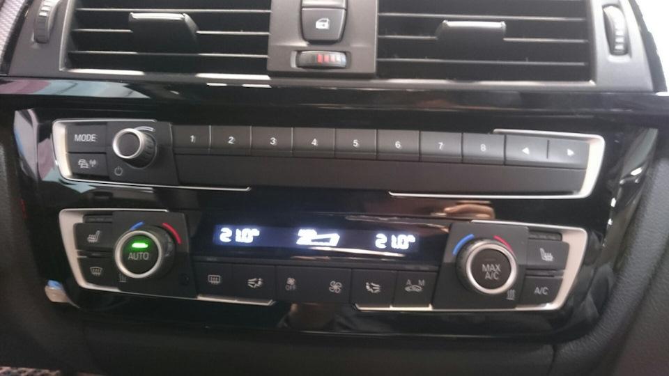 BWM F30, нет слота под компакт-диски