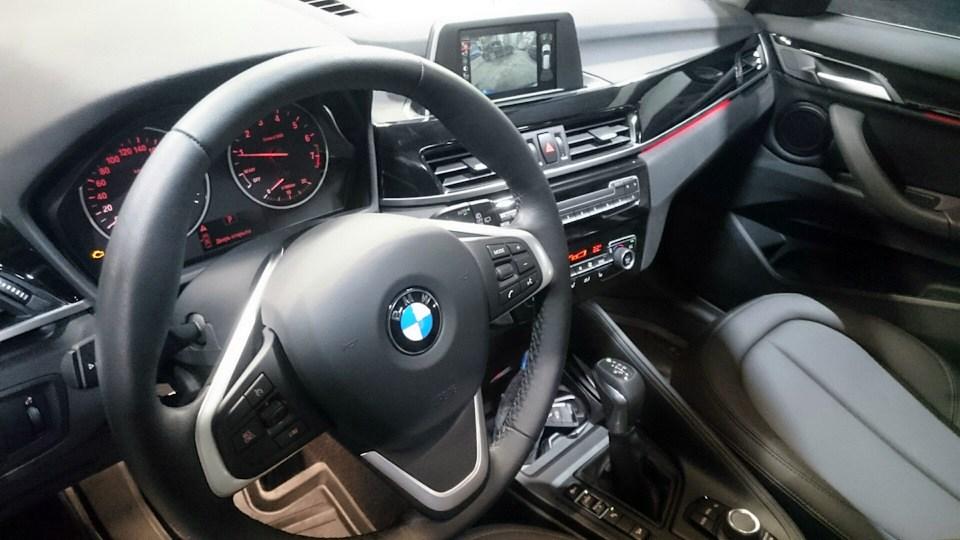 оригинальная камера заднего вида BMW