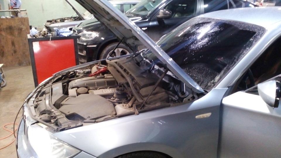 чип тюнинг BMW 125i