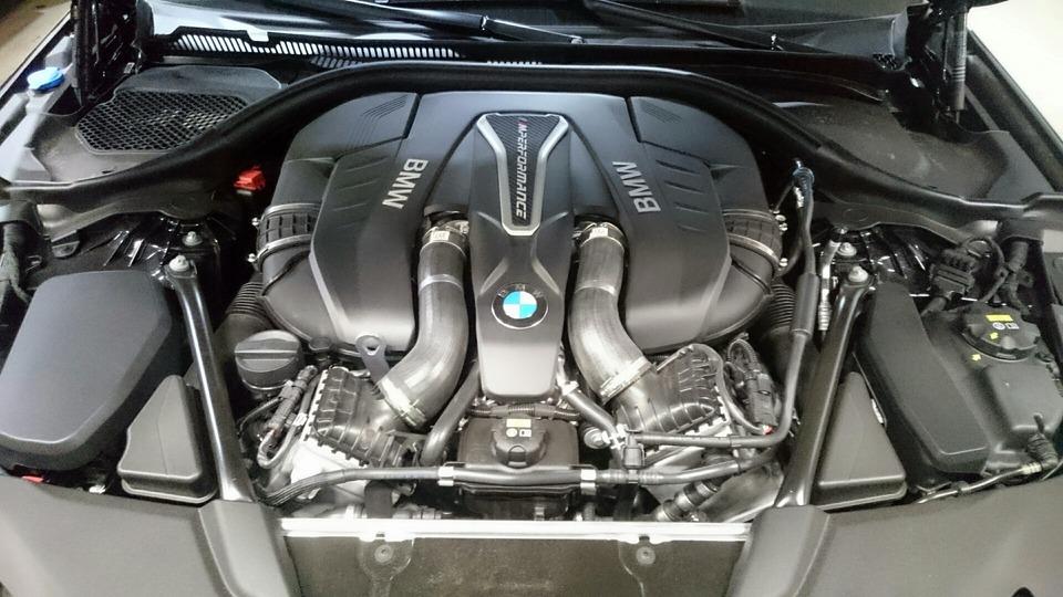 двигатель M-perfomance BMW