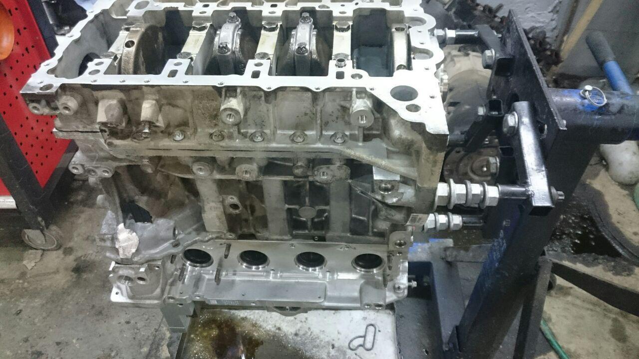 капительный ремонт двигателя N20
