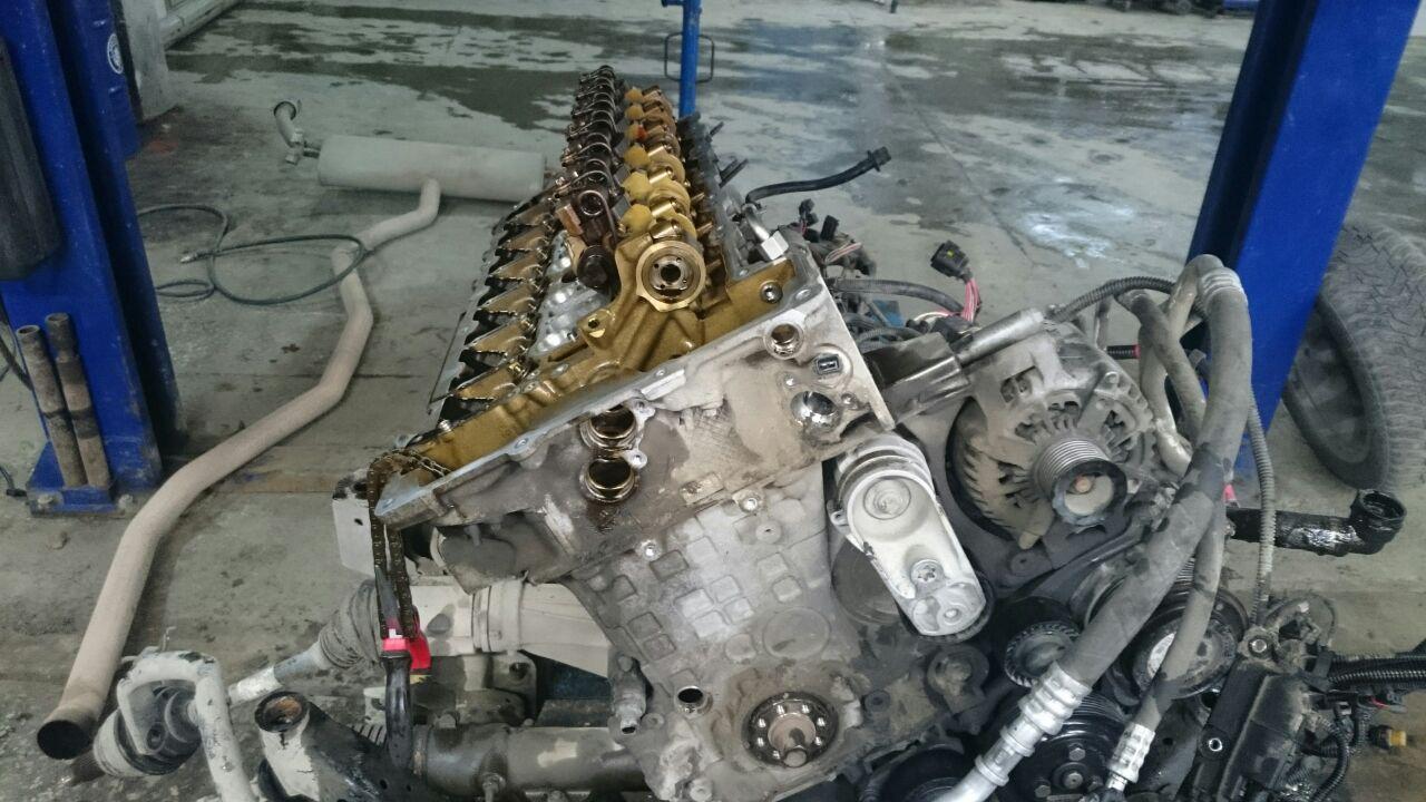 двигатель n55