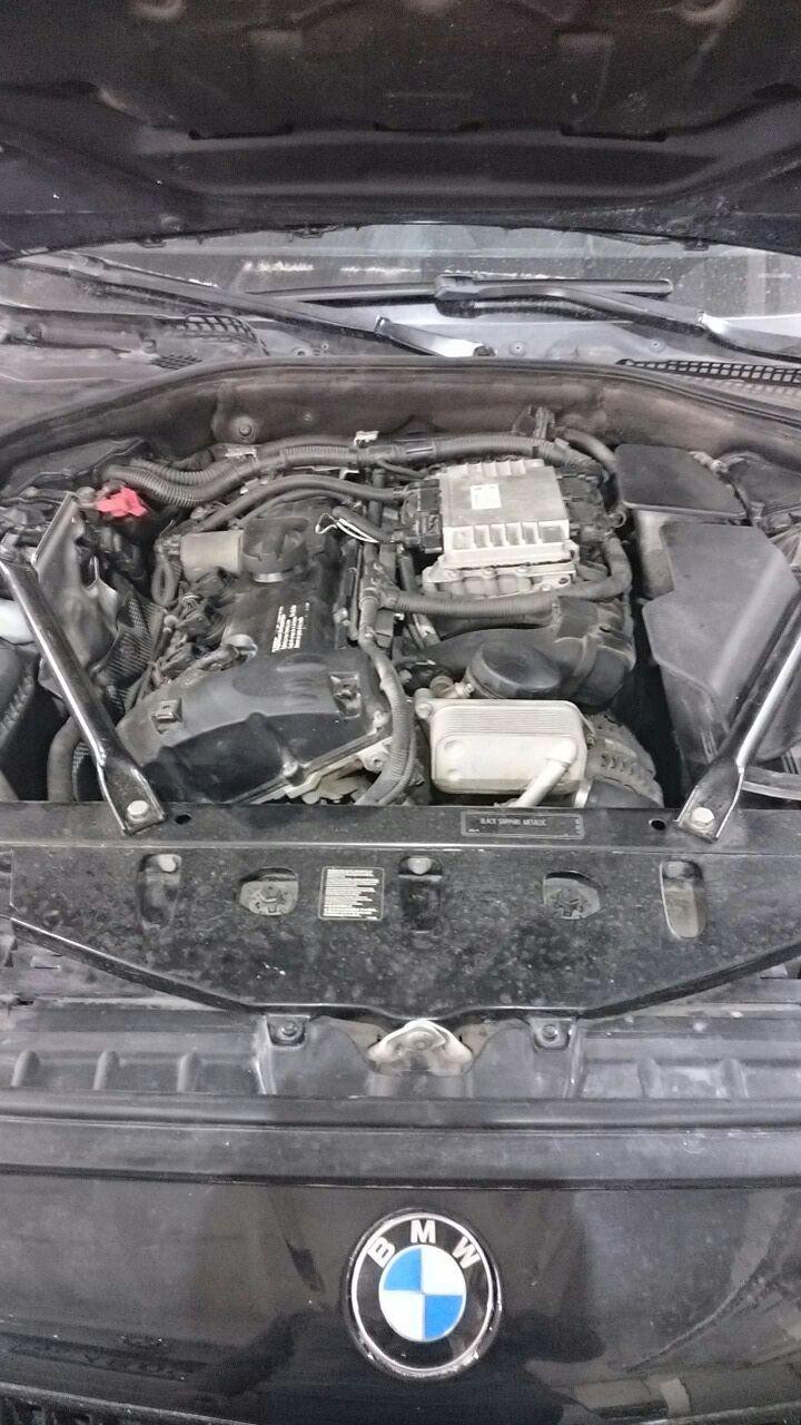 bmw f10, двигатель n52 и ЭБУ