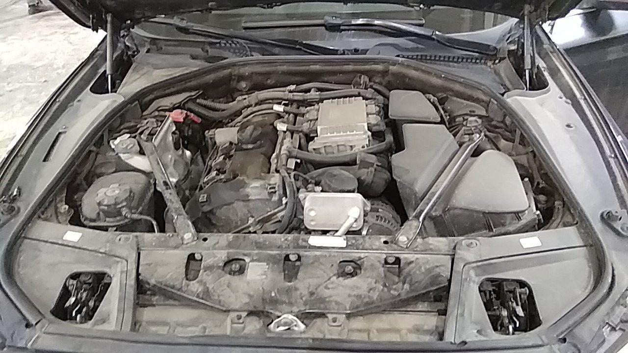 BMW F10, мотор N52, прошивка на безкат