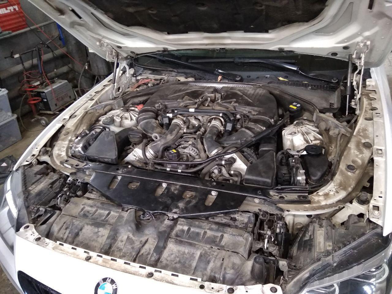 ремонт моторов BMW