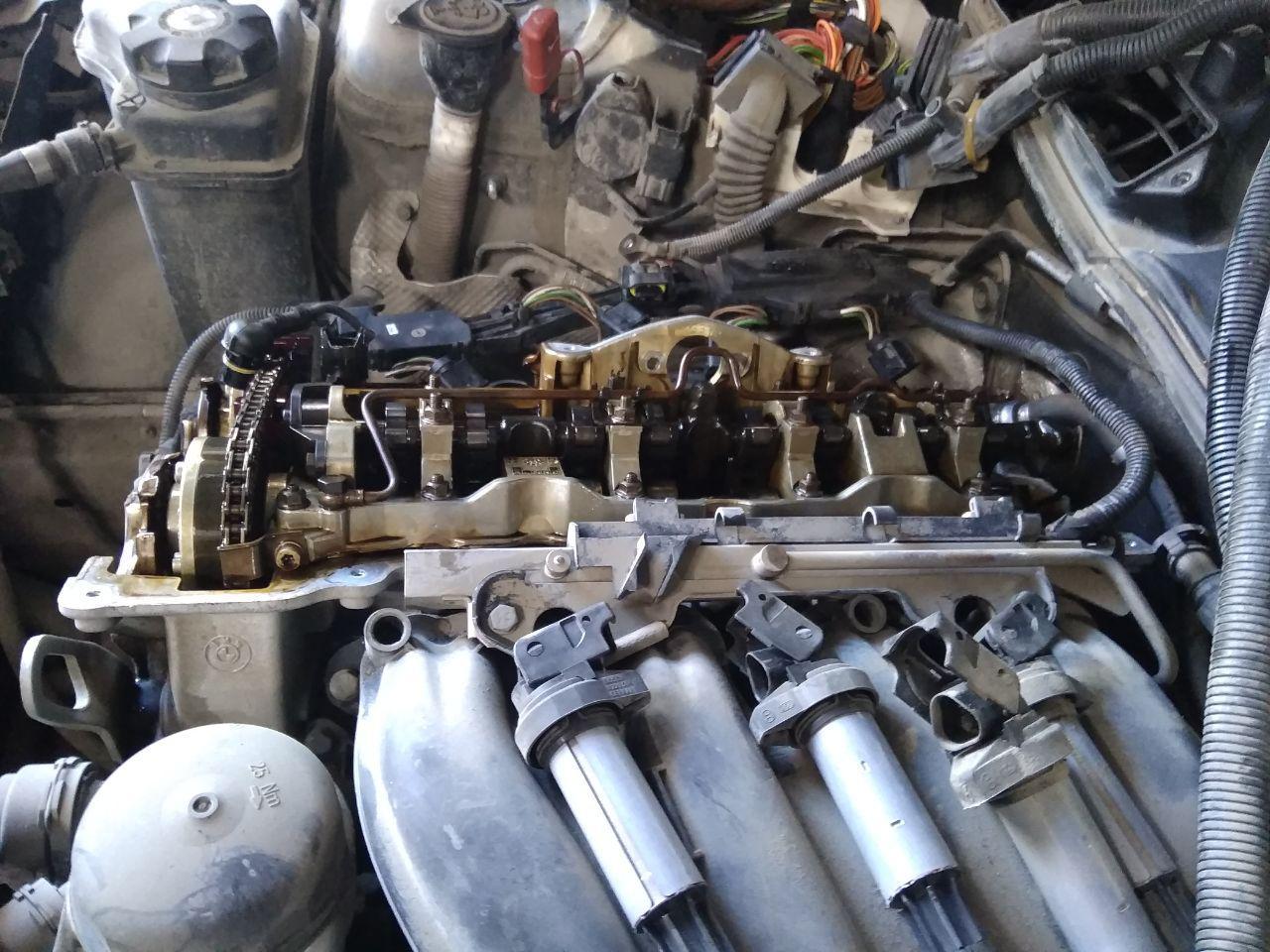 моторы BMW