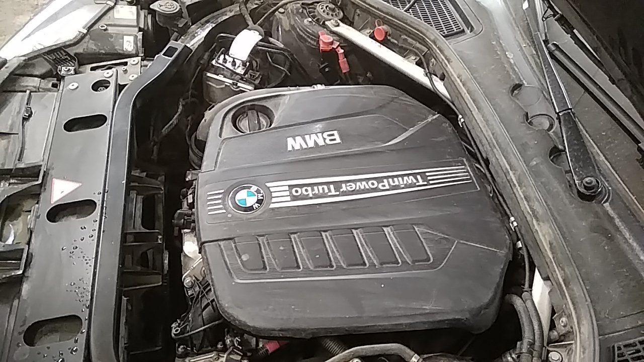 BMW X4, двигатель Twin Power Turbo