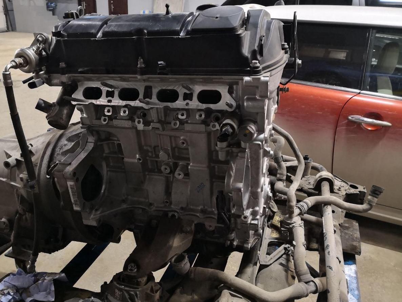 f20 замена двигателя