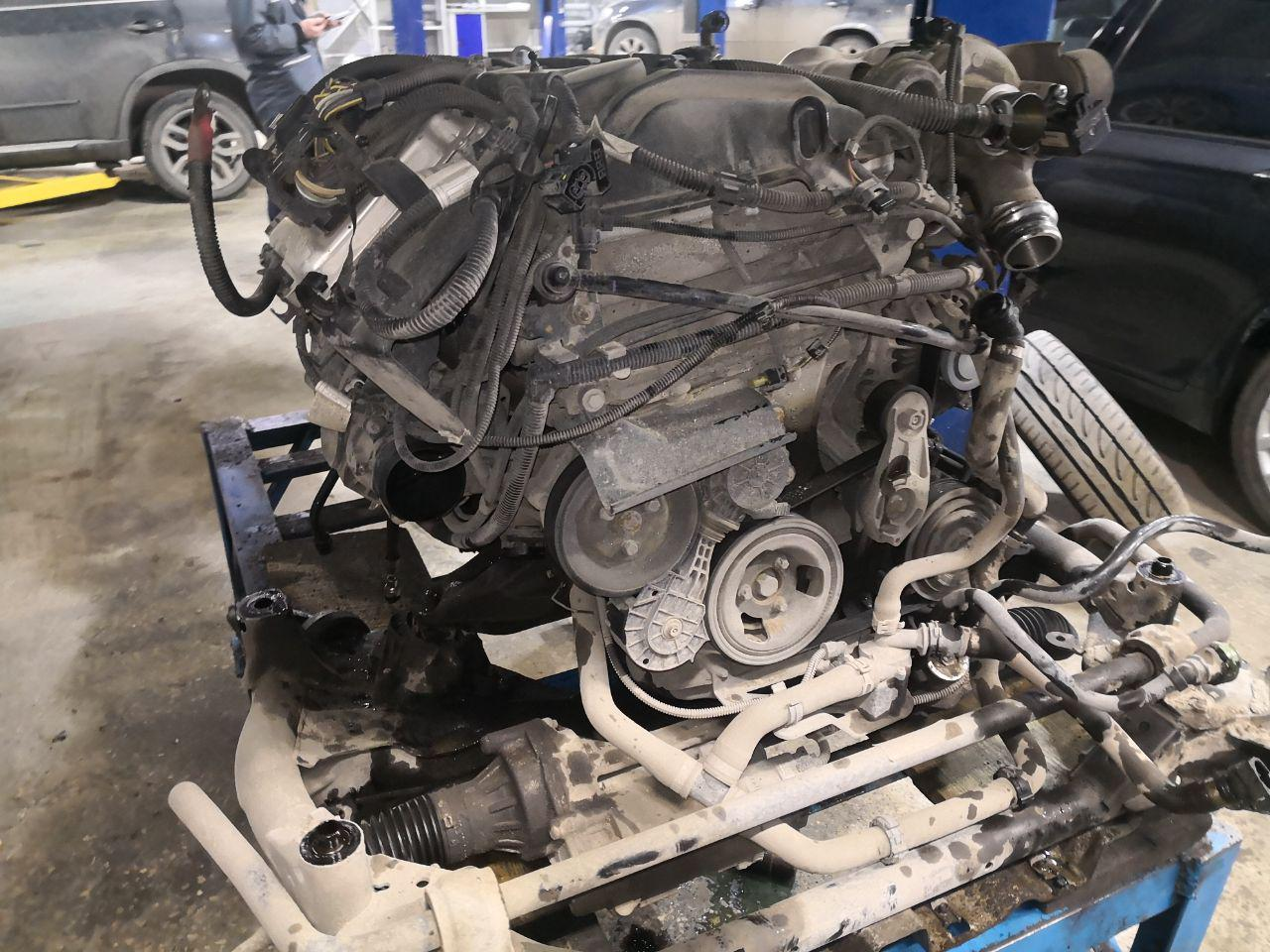 f20, двигатель N13