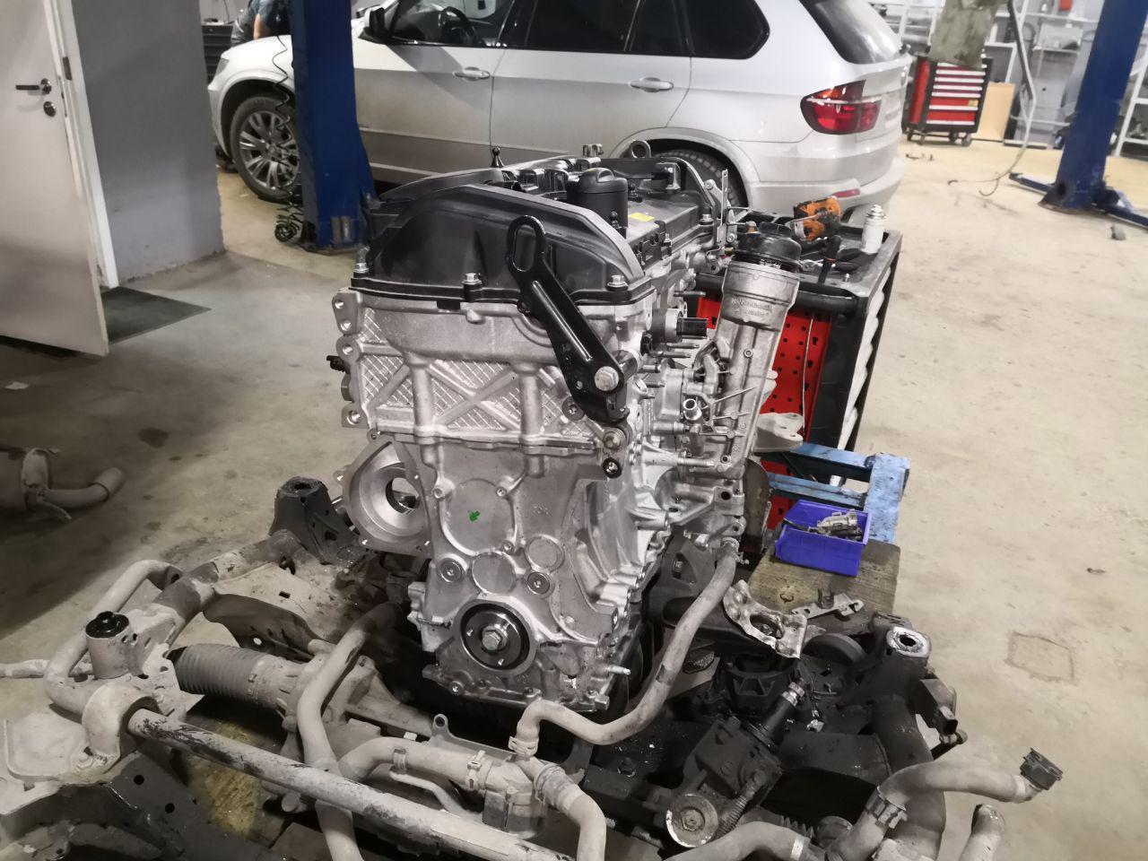 двигатель N13