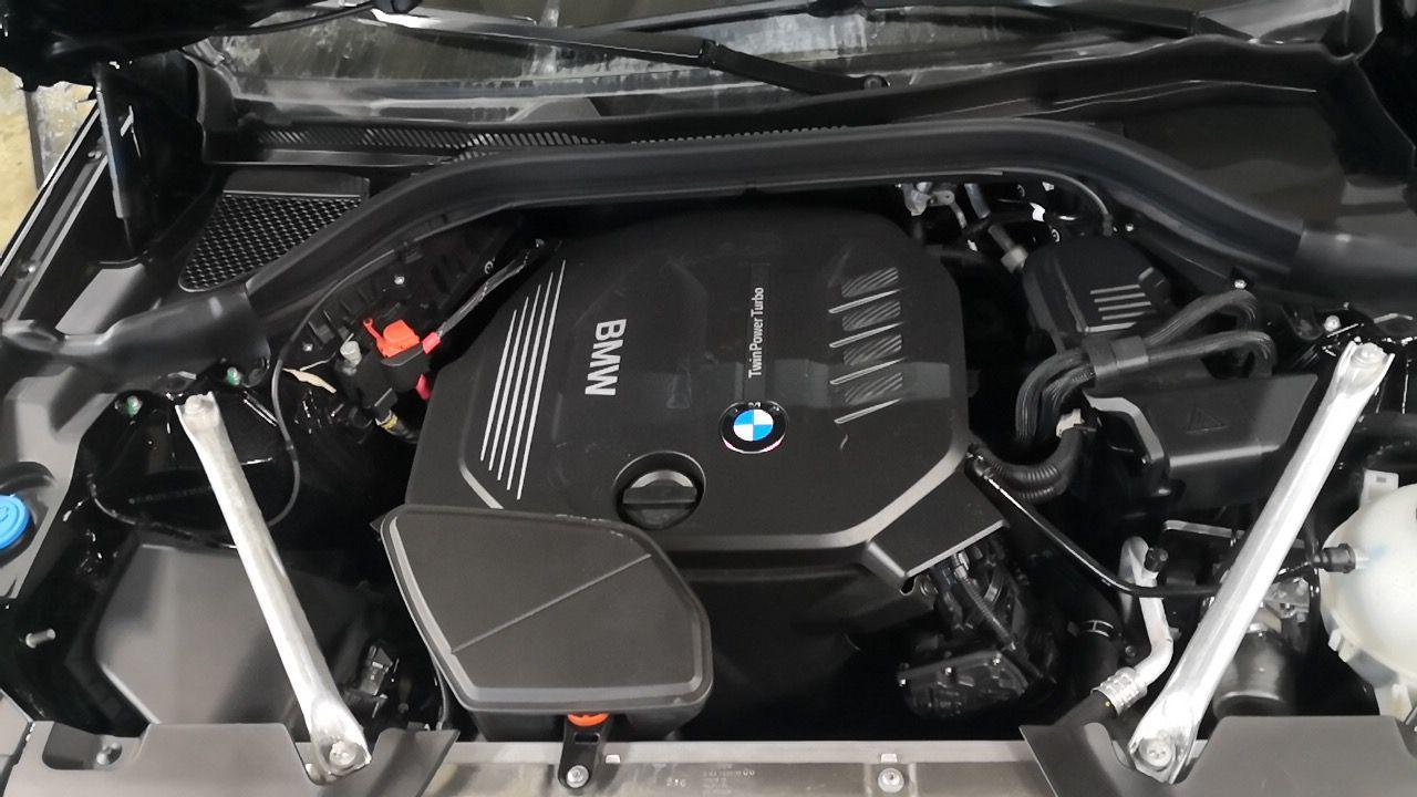 двигатель B47 дизель, чип тюнинг BMW Х3 2018 в кузове G01