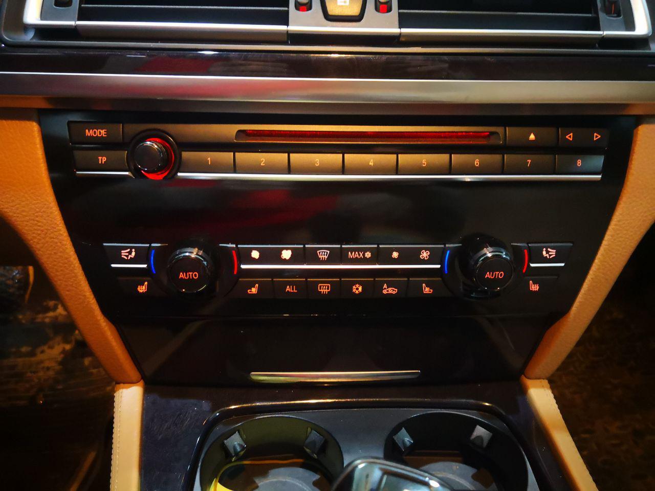 стерлись кнопки климат контроля, BMW F01