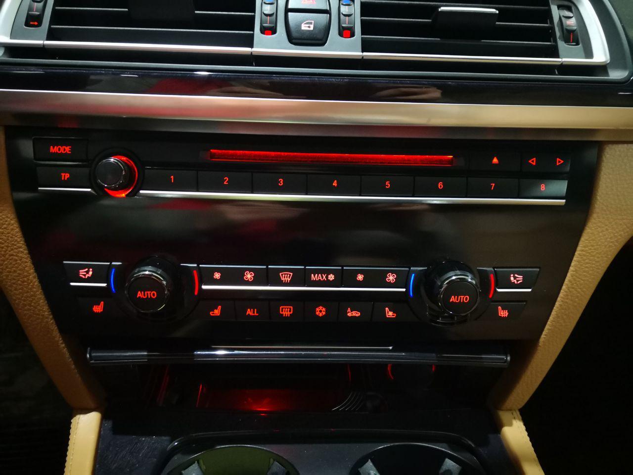 замена кнопок климат контроля bmw f01