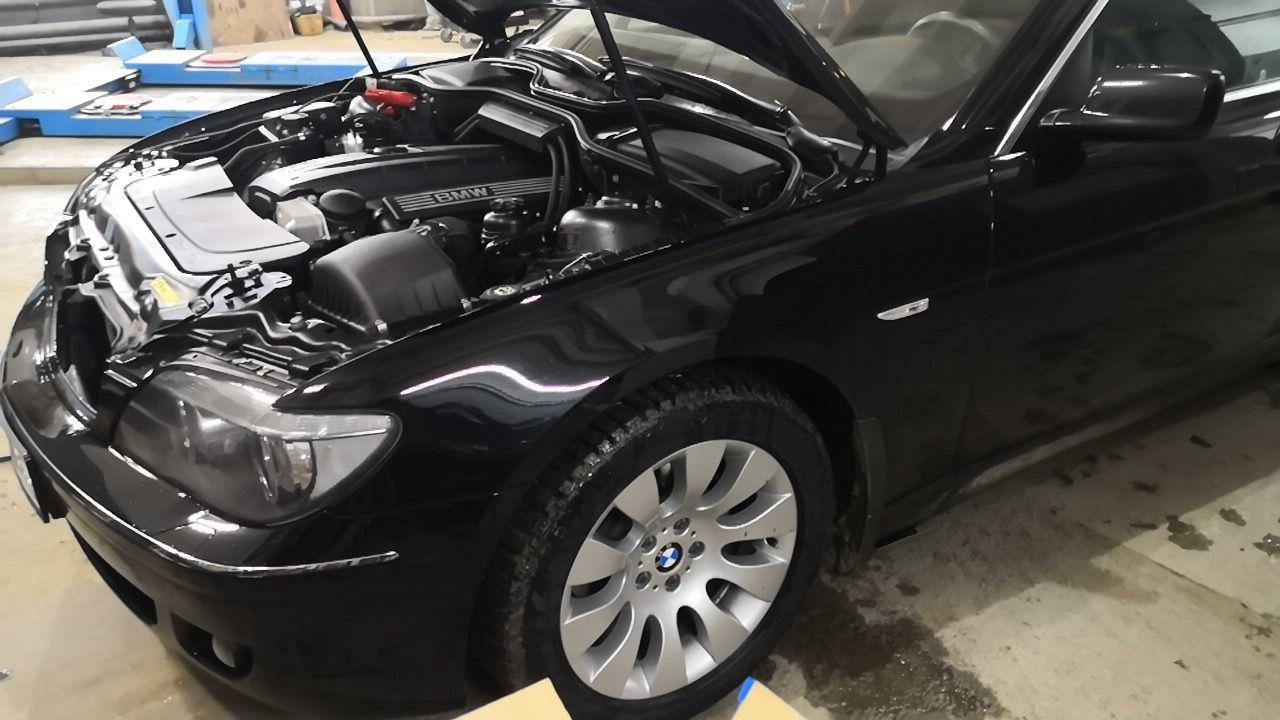ТО автомобилей BMW