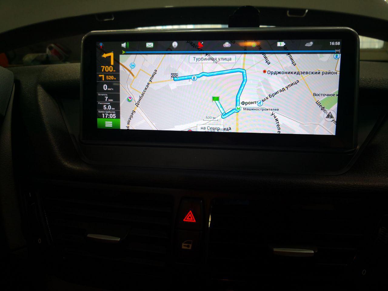 Навигация Navitel в андроид устройстве
