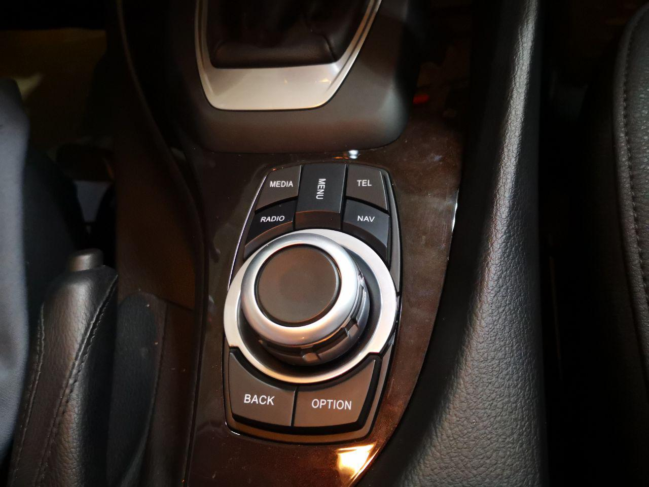 джойстик iDrive, X1 E84
