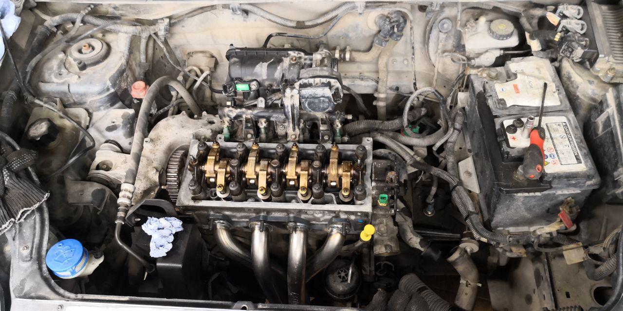 двигатель бмв с регулярной заменой масла