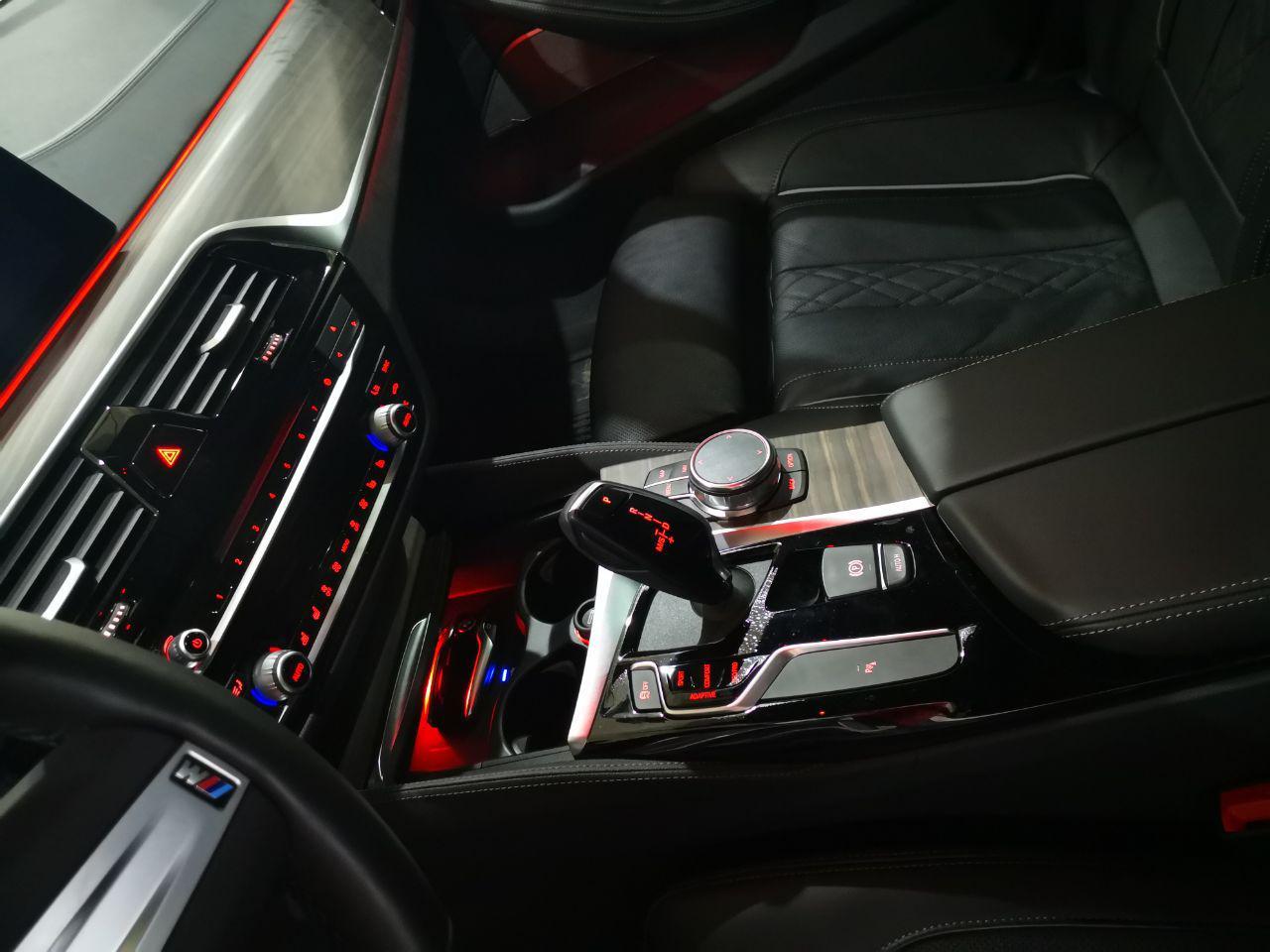 Установка керамики в BMW G30