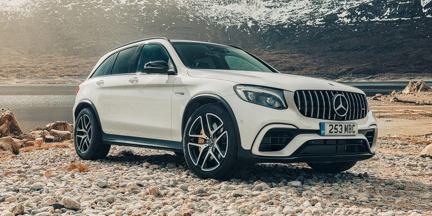 Чип тюнинг Mercedes GLC, Екатеринбург, BMWupgrade