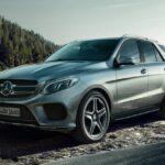Чип тюнинг Mercedes GLE