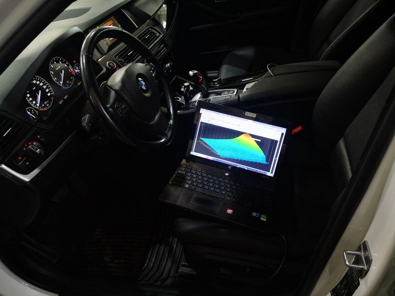 Чип тюнинг BMW F10 520i, BMWupgrade, Екатеринбург