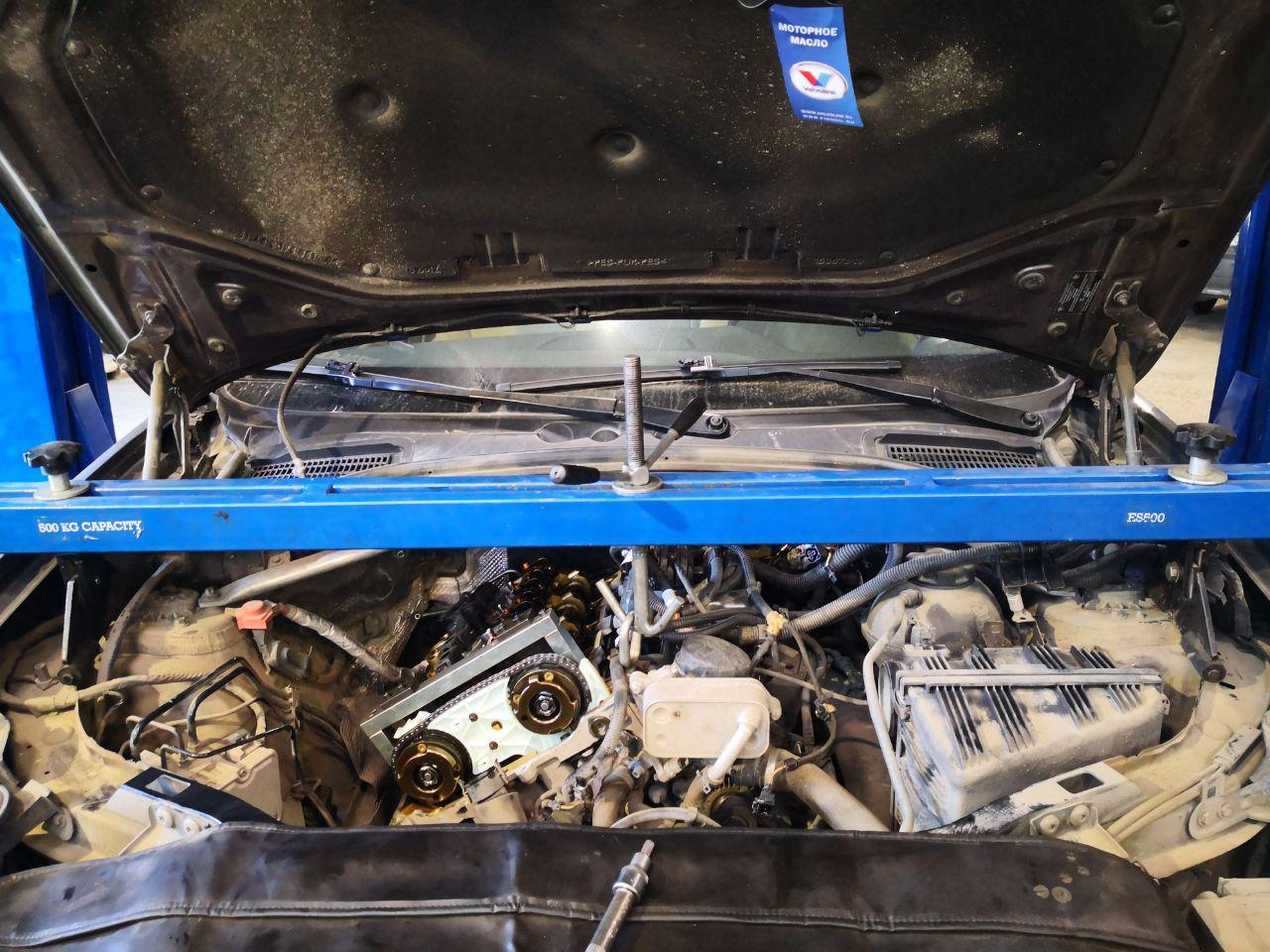 двигатель N20, BMW X3 F25