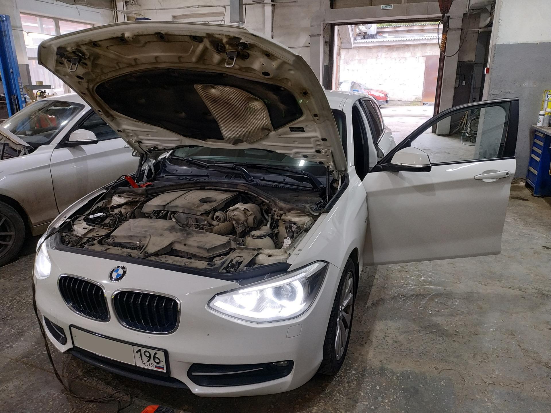 BMW F20 116i 2014 г.в.