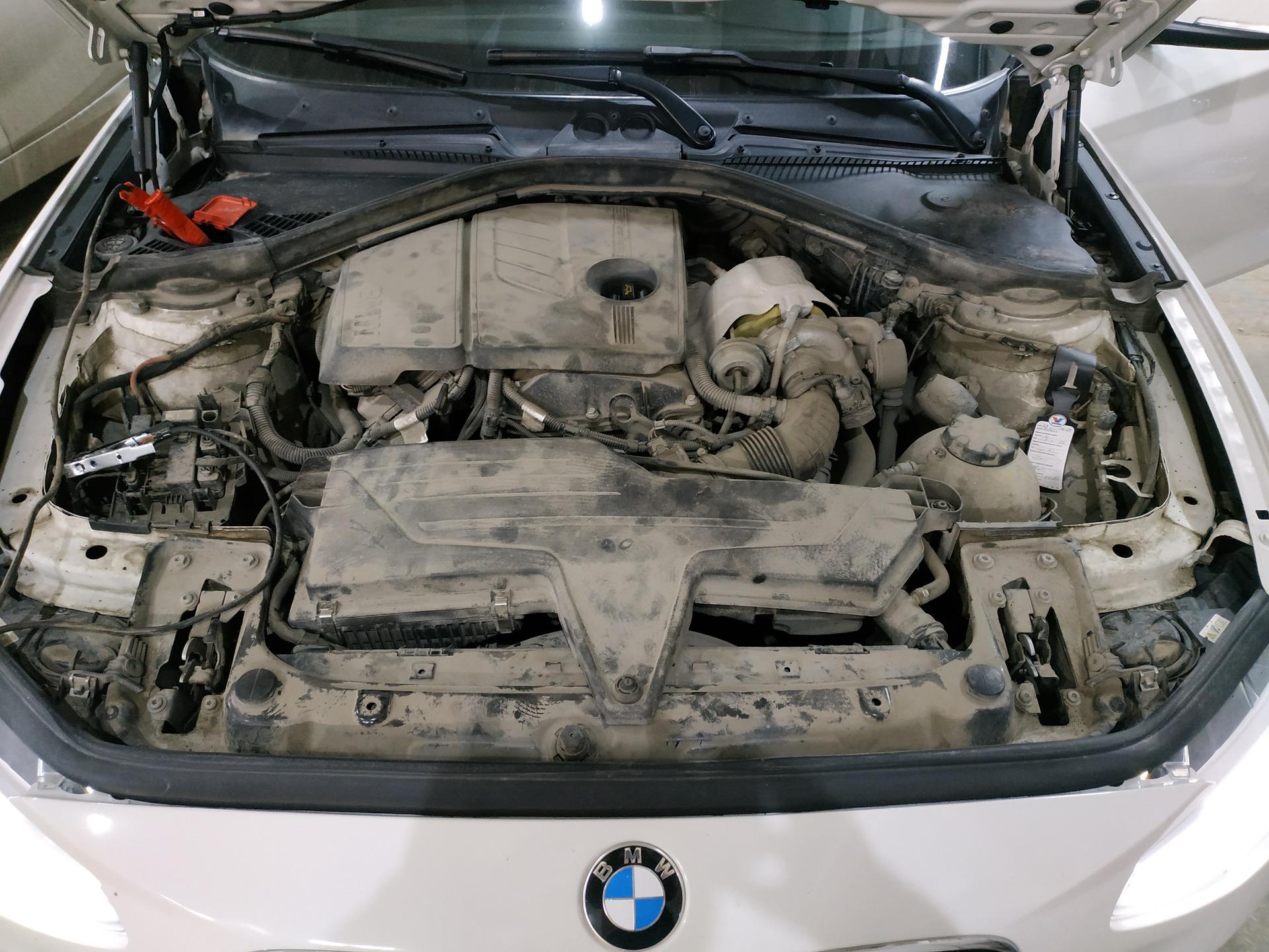 двигатель N13, bmw f20