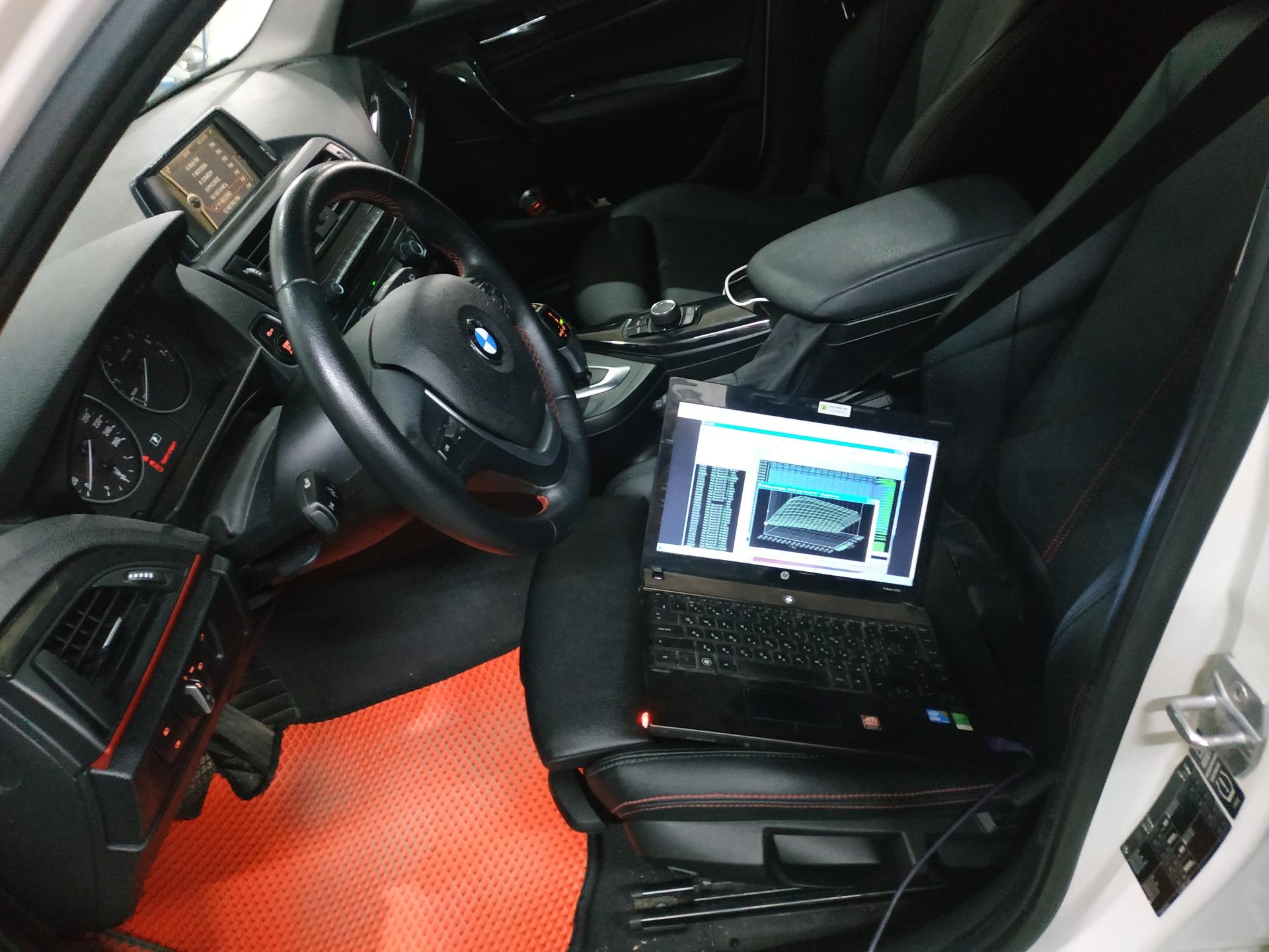 Чип тюнинг BMW F20 116i, BMWupgrade, Екатеринбург