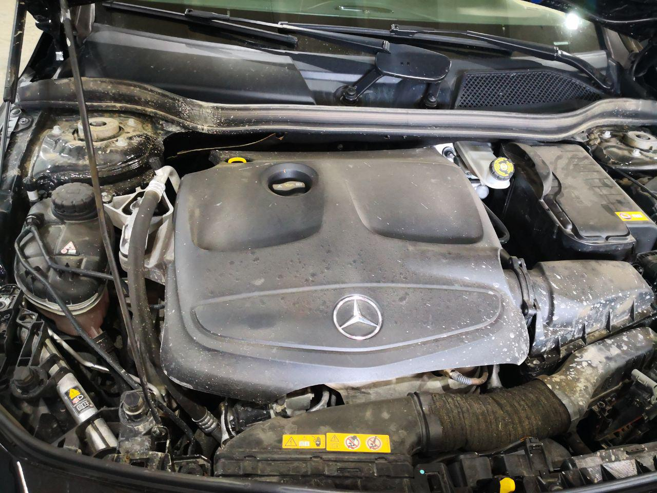 двигатель Mercedes Benz 250 2.0t, чип тюнинг двигателя