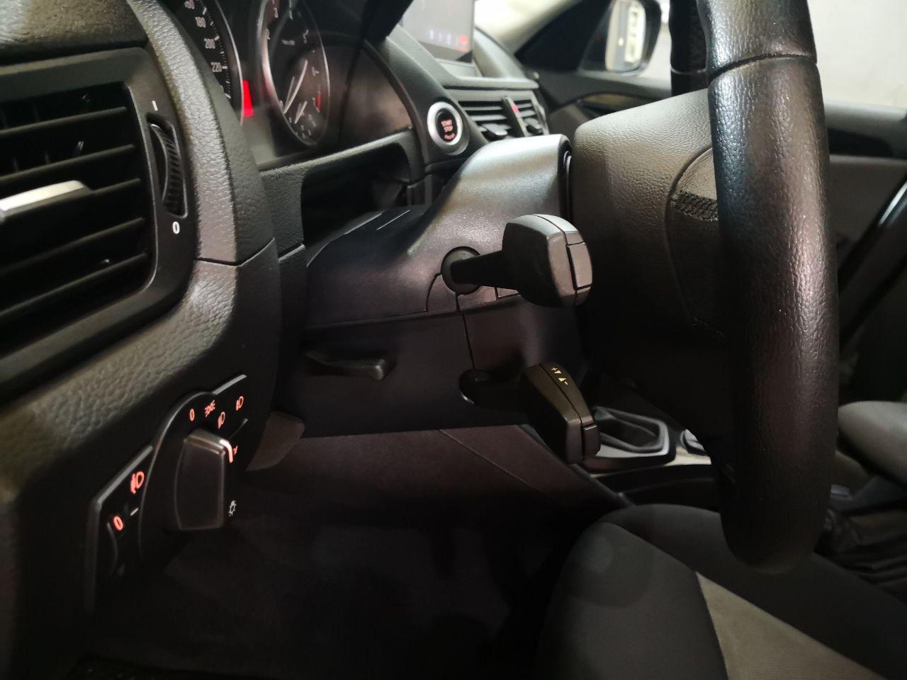 Установка круиз-контроля на BMW X1