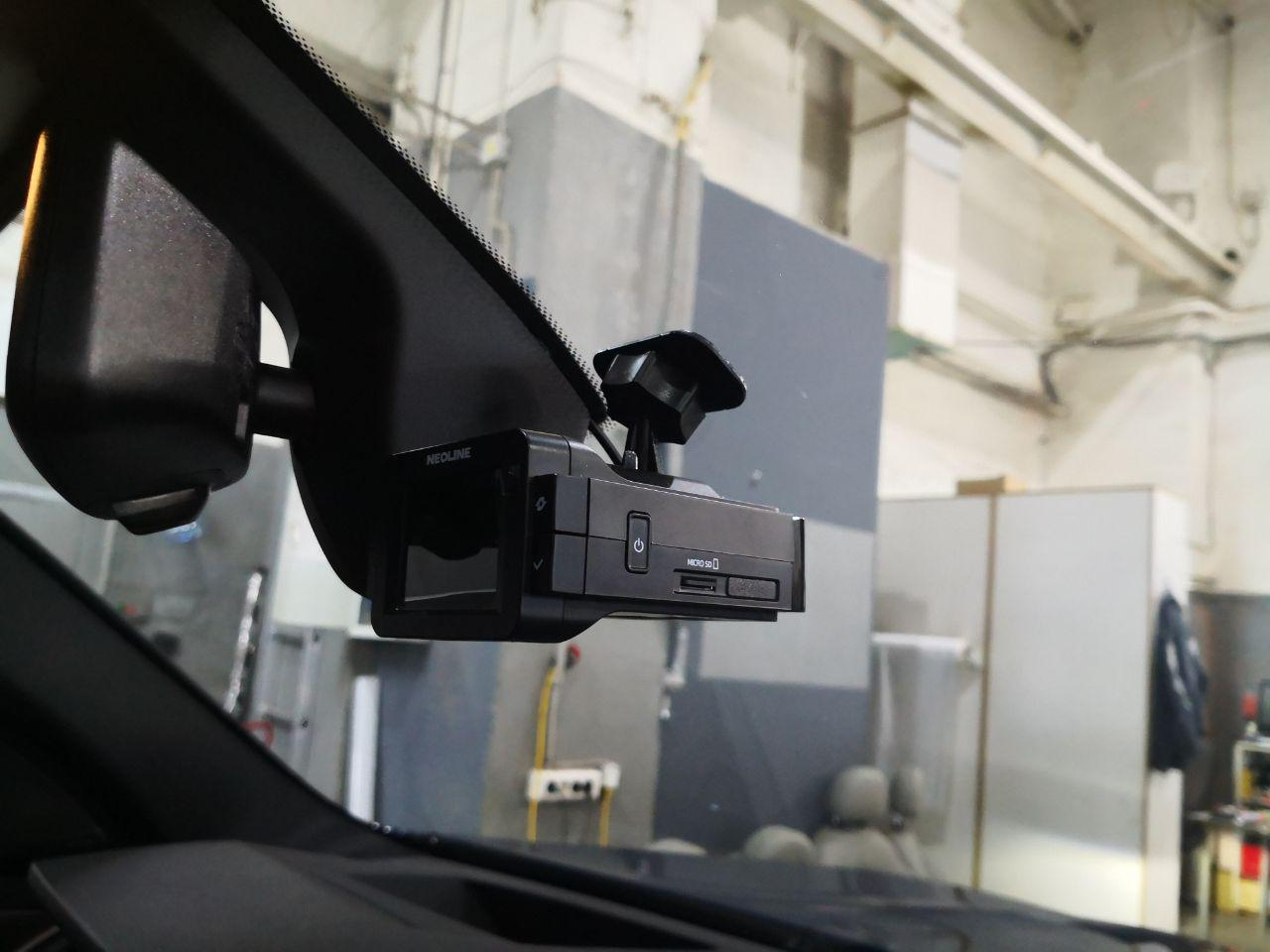 видеорегистратор, BMW X3 G01