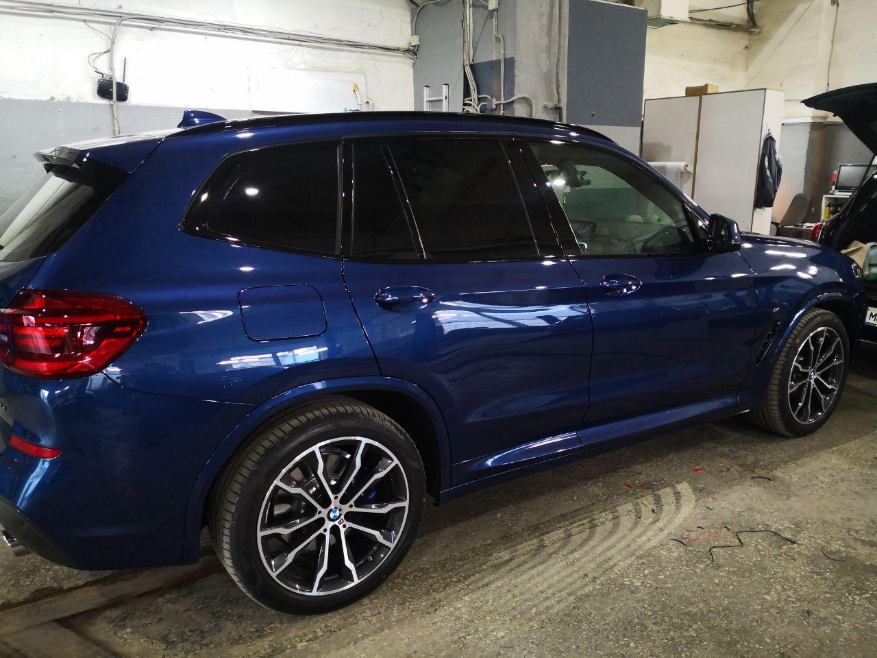 BMW X3 G01 2019