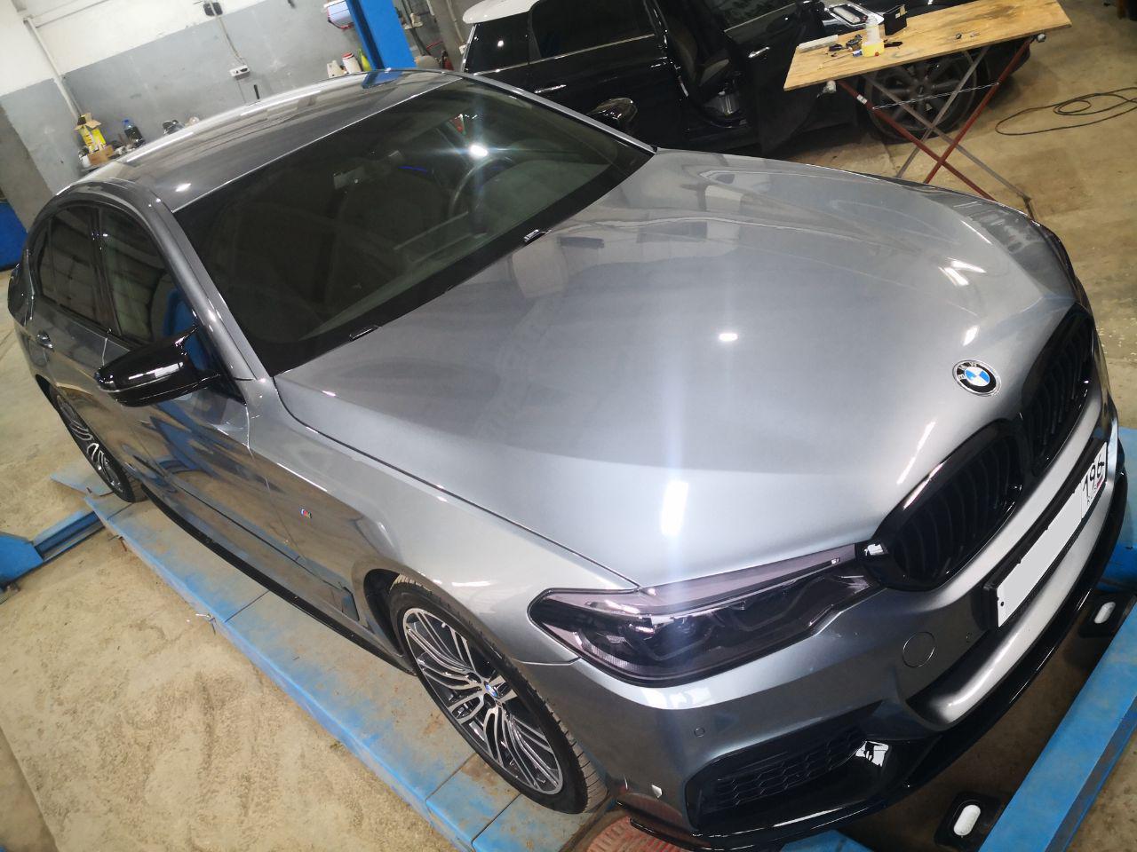 BMW G30 2017 года выпуска