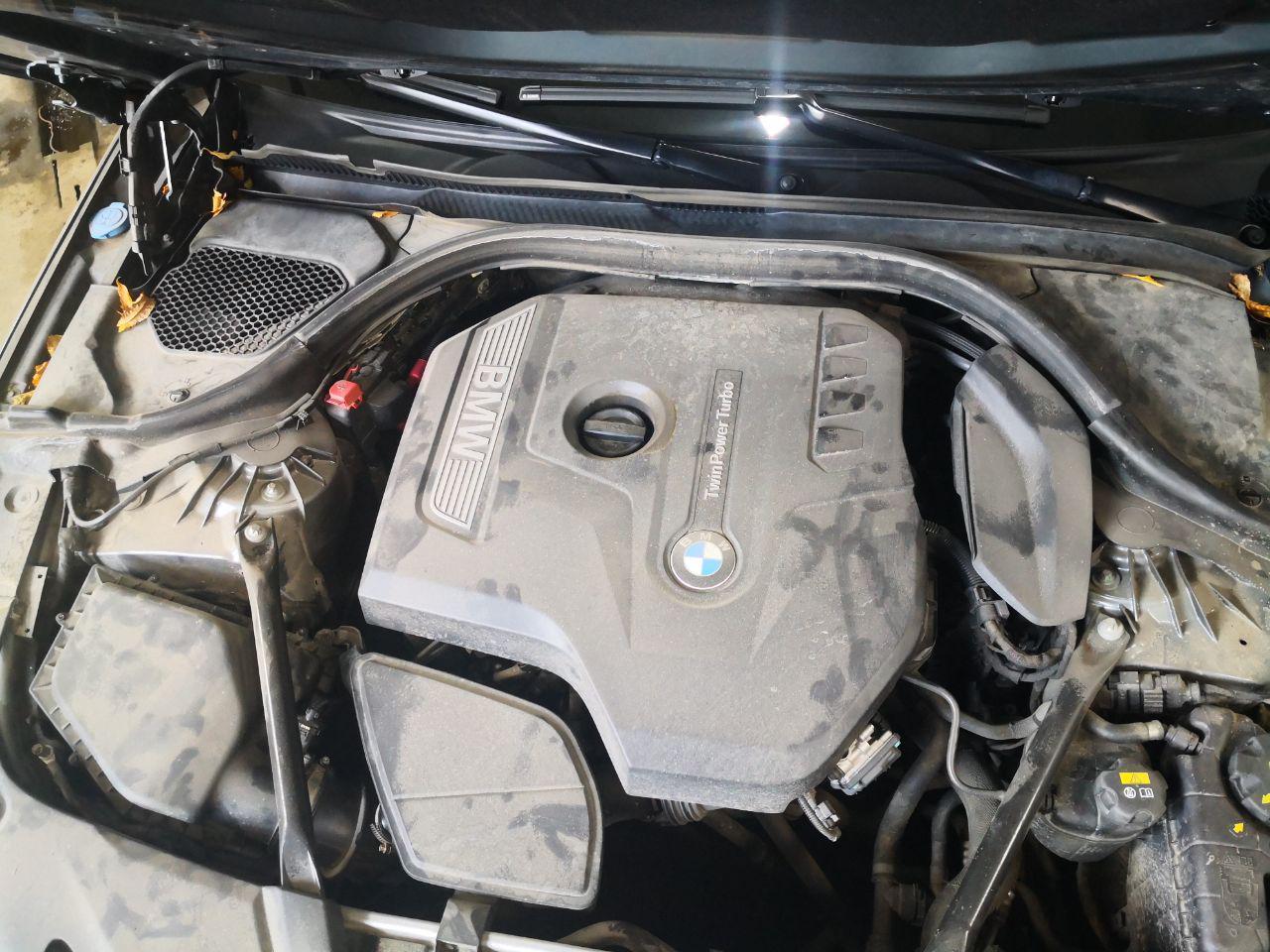 чип тюнинг BMW G30 в БМВ Апгрейд