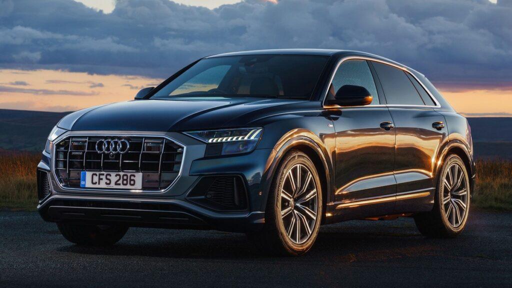 Чип тюнинг Audi Q8
