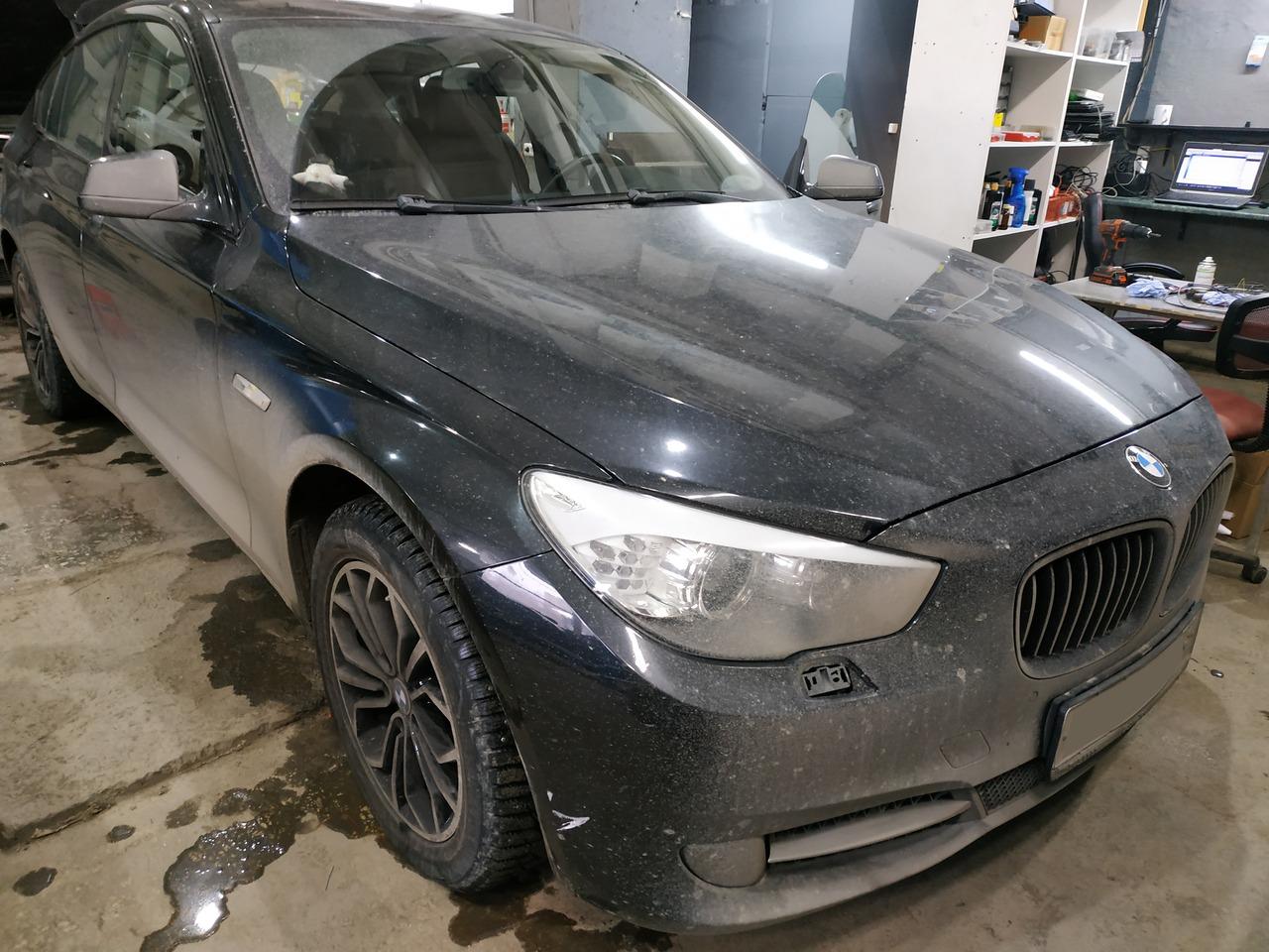 BMW G07 GT